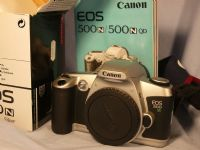 '  500N -BOXED- ' Canon EOS 500N SLR Camera Boxed  -NICE- £14.99